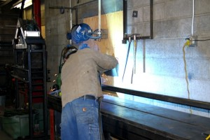 Trailer Part Fabrication in Kro-Built Company, Inc.