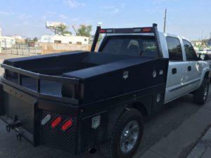 Krobuilt Flat Bed Truck